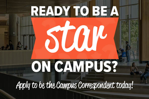 Ready to be a star on campus