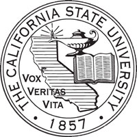 California State University Seal