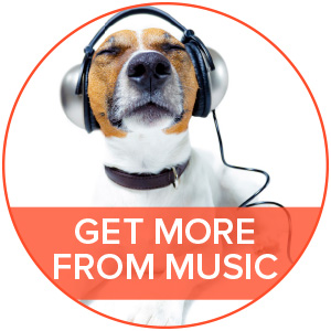 Get more from music